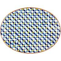 John Lewis Alfresco Patterned Platter