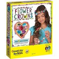 Creativity For Kids Flower Crowns Craft Set