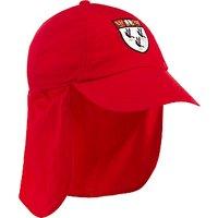 Nottingham High School Legionnaires Cap, Red