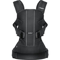 BabyBjrn One Baby Carrier, Black
