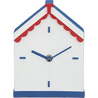 John Lewis Beach Hut Clock