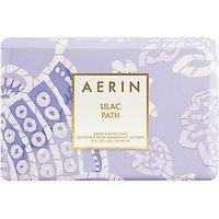 Aerin Lilac Path Soap, 176g