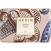 AERIN Amber Musk Soap, 176g