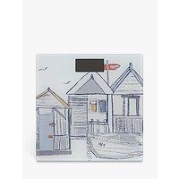 John Lewis & Partners Beach Huts Digital Bathroom Scale