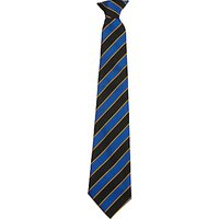 Thorpe St Andrew School Boys' Clip-On Tie, L16, Multi