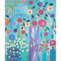 Woodmansterne Vases Of Flowers Card
