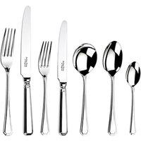 Arthur Price Grecian Cutlery Set, 44 Piece
