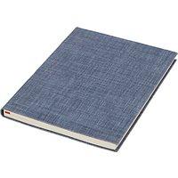 John Lewis Coastal A5 Linen Notebook