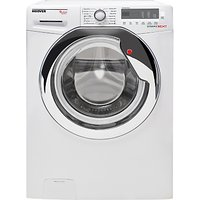 Hoover Dynamic Next Classic WDXCC5962 Freestanding Washer Dryer, 9kg Wash/6kg Dry Load, A Energy Rating, 1500rpm Spin, White