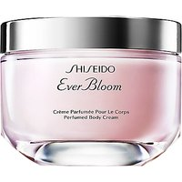Shiseido Ever Bloom Perfumed Body Cream, 200ml