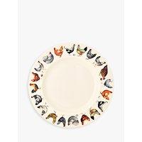 Emma Bridgewater Hen & Toast Dinner Plate, Multi, Dia.27cm