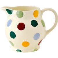 Emma Bridgewater Polka Dot 1/4 Pint Jug, Multi, 175ml