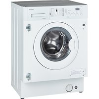 John Lewis & Partners JLBIWM1403 Integrated Washing Machine, 7kg Load, A++ Energy Rating, 1400rpm Spin, White