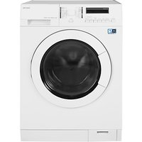 John Lewis JLWD1613 Washer Dryer, 9kg Wash/6kg Dry Load, A Energy Rating, 1600rpm Spin, White