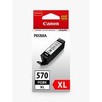 Canon PGI-570 Pixma Black Ink XL Cartridge