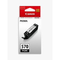 Canon PGI-570 Pixma Black Ink Cartridge
