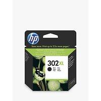 HP 302 XL Black Ink Cartridge