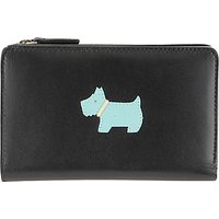Radley Heritage Dog Medium Leather Zip Purse