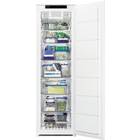 Zanussi ZBF22451SA Built-In Tall Freezer, A+ Energy Rating, 54cm Wide
