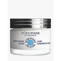 LOccitane Light Shea Comforting Cream, 50ml