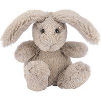 Jellycat Poppet Bunny Soft Toy, Tiny, Beige