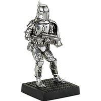 Royal Selangor Star Wars Boba Fett Figurine