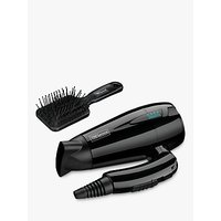 TRESemm 5549U Travel Hair Dryer, Black