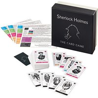 Gibsons Sherlock Holmes Card Game