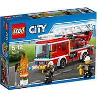 LEGO City 60107 Fire Ladder Truck