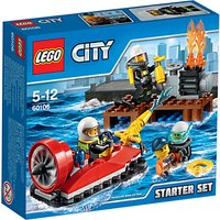 LEGO City 60106 Fire Starter Set