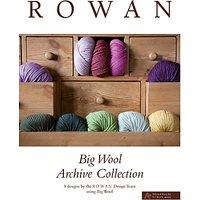 Rowan Big Wool Archive Collection Knitting Book