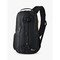 Lowepro Slingshot Edge 250 AW Camera and Tablet Backpack, Black