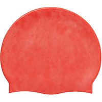 Plain Swimming Cap, Red