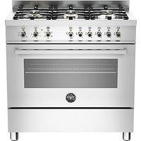 Bertazzoni Professional Series 90cm Dual Energy Single Range Cooker