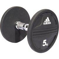 Adidas Dumbbell, 5kg, Black