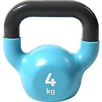 Reebok Kettle Bell 4kg, Blue