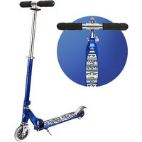 Micro Sprite Scooter, 5-12 years, Blue Aztec