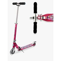 Micro Sprite Scooter, 5-12 years, Raspberry Floral