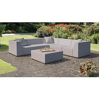 CoSi Amsterdam Weatherproof Outdoor Corner Sofa Set