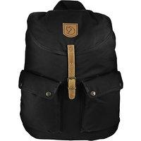 Fjallraven Greenland Backpack, Black