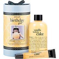 Philosophy Birthday Girl Bath & Body Gift Set