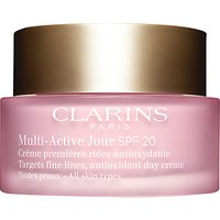 Clarins Multi-Active Day Cream SPF 20, 50ml