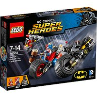 LEGO Super Heroes DC Comics Gotham City Chase
