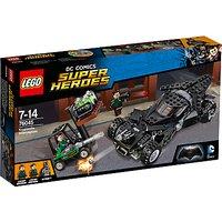 LEGO Super Heroes DC Comics Kryptonite Interception