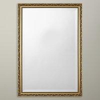 John Lewis Elizabeth Gold Wall Mirror