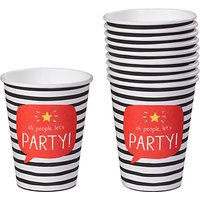 Happy Jackson Party Cup, Pack of 10