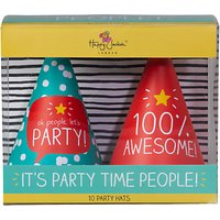 Happy Jackson Party Hat, Pack of10