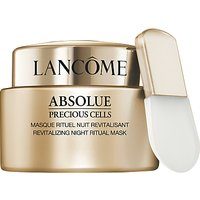 Lancme Absolue Precious Cells Revitalising Night Ritual Mask, 75ml