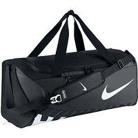 Nike Alpha Adapt Cross Body Large Training Duffle Bag, Black