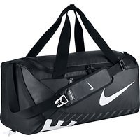 Nike Alpha Adapt Cross Body Training Duffle Bag, Medium, Black
